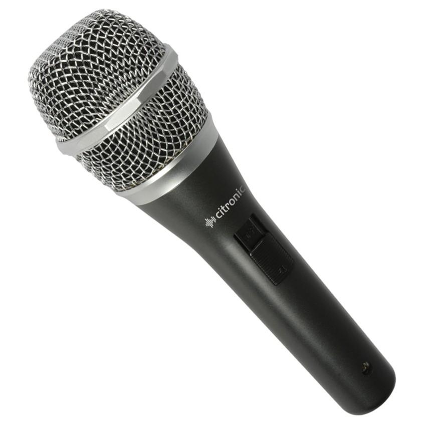 citronic dm50s vocal microphone sound services. Black Bedroom Furniture Sets. Home Design Ideas
