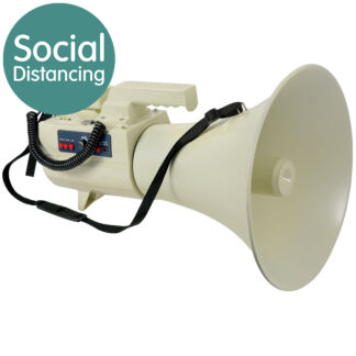 L50U megaphone with USB/SD player