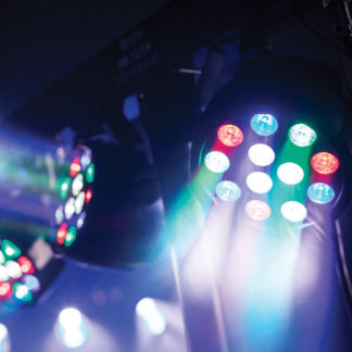 PB-1214 LED PAR bar system