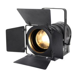 elumen8 MP 60 WW LED Fresnel - warm white, black housing