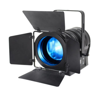 MP 75 RGBW LED Fresnel - RGBW, black housing
