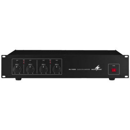 PA-1450D 4 channel digital PA power amplifier