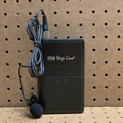 IMG Stageline TXS-242SET twin VHF wireless microphone system - used