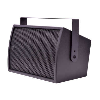 "Citronic CS-810B black 100w 8"" passive wooden cabinet speaker"