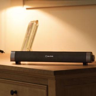 Atom 2.0 channel rechargeable mini Bluetooth soundbar
