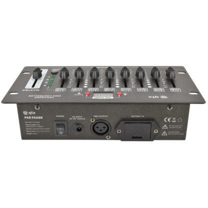 PAR FADER 32 channel DMX controller