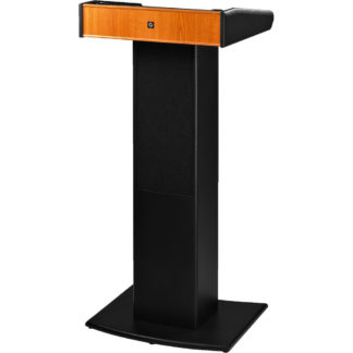 SPEECH-104D amplified lectern system