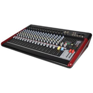 Mixers & Mixing Desks