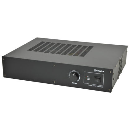 RS240 240w 100v line slave amplifier