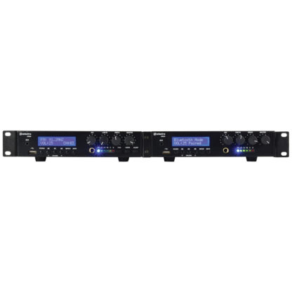UM Series 100v line and 8 Ohm mixer amplifiers