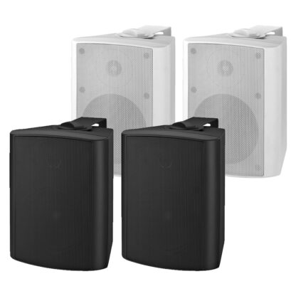 MKA-50SET pair of 20w powered cabinet speakers