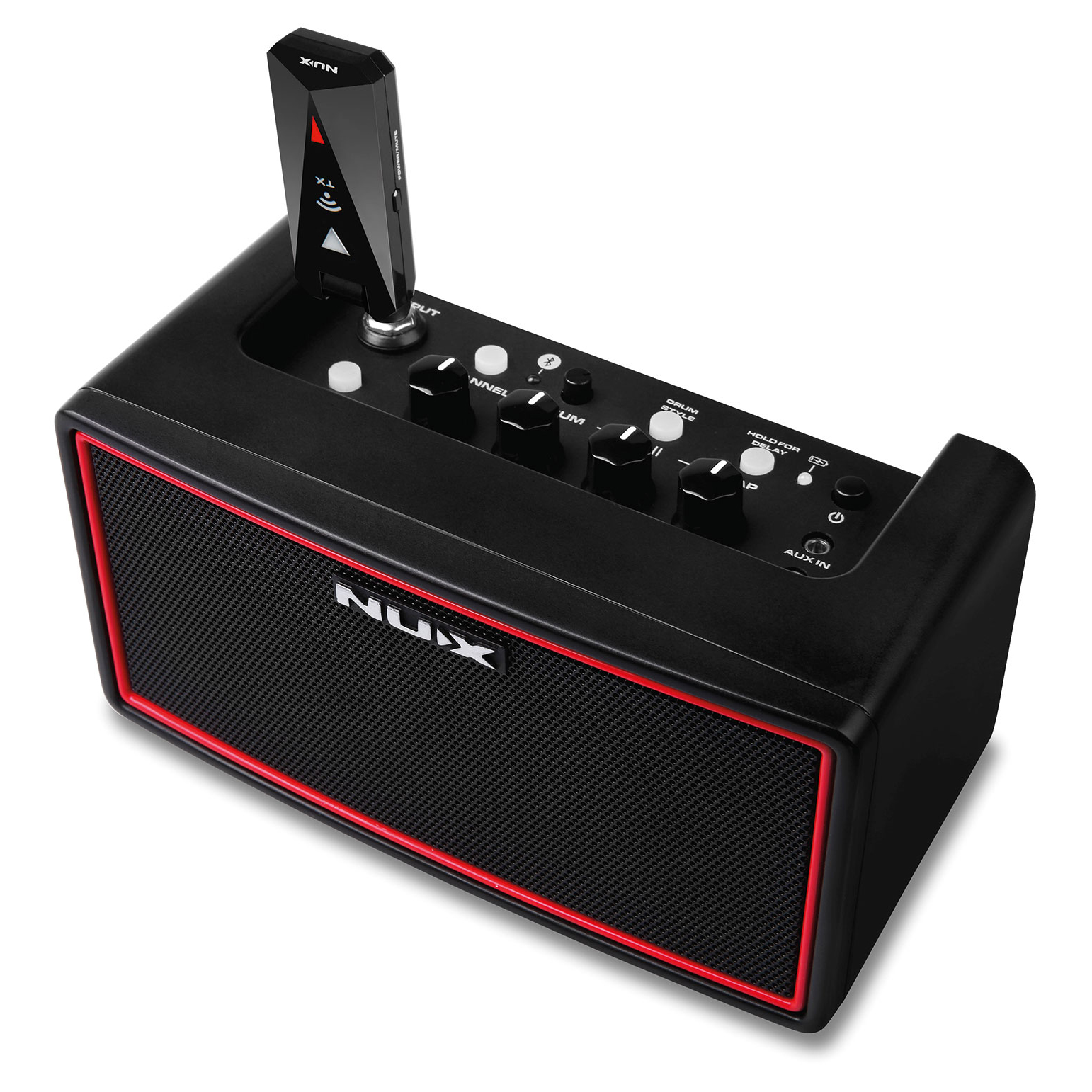NuX Mighty Air guitar amplifier - Sound Services