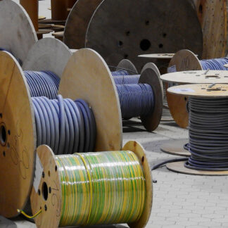 100m Reels of Cable