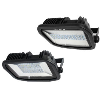 Luceco GUARDIAN PRO Series 4,000K floodlights