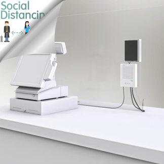 WHD VoiceBridge talk-through-glass system