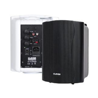Clever Acoustics ACT 35 powered speakers (pair)