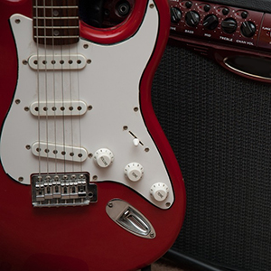 Guitars, Amplifiers & Pedals