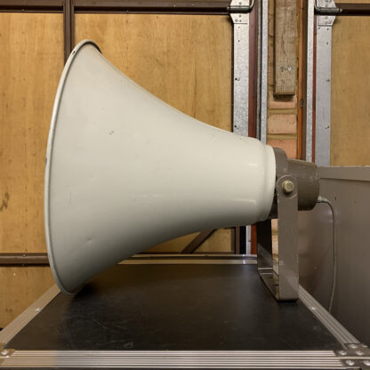 used TC-25ML 500mm horn with integral 25w driver and transformer