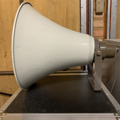 used TH-50L 500mm horn with TU-15ML 15w driver and transformer