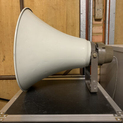 used TH-50L 500mm horn with TU-25ML 25w driver and transformer