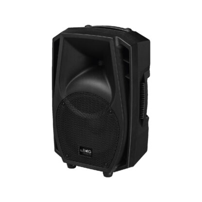 """IMG Stageline WAVE-08A active 80w RMS full range 8"""" speaker"""