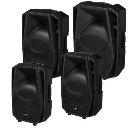 IMG Stageline WAVE-A Series active speakers
