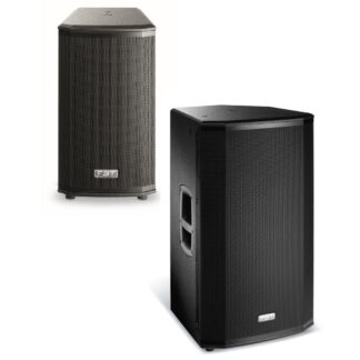 FBT Audio Ventis 100A Series powered speakers
