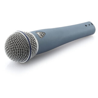 JTS NX-8 handheld dynamic cardioid vocal microphone