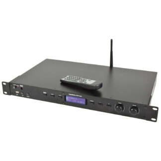 Adastra AS-4 media player with DAB+, FM, USB, aux and Bluetooth