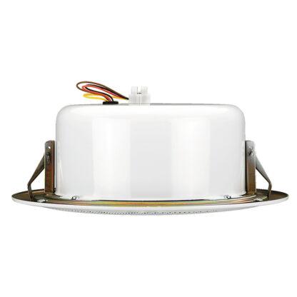 Monacor EDL-11TW white 100v line PA ceiling speaker
