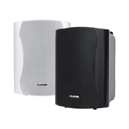 Clever Acoustics WPS Series 100v line weatherproof wall cabinet speakers
