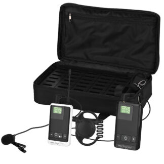 IMG Stageline ATS-20-BP Series tourguide systems