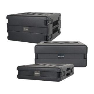 elumen8 Rock Box Series polypropylene flight cases