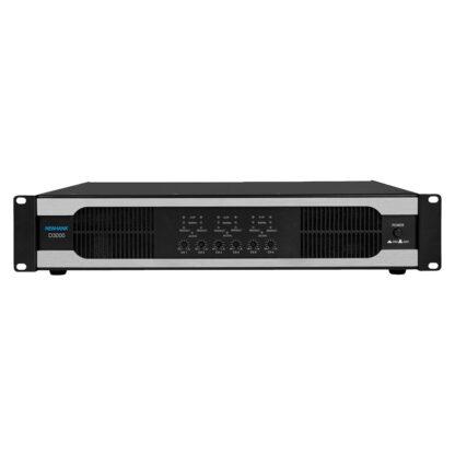 NewHank D3000 6 x 300w RMS digital slave amplifier