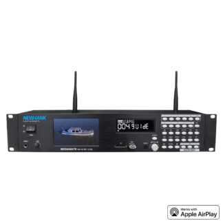 NewHank Mediamate versatile multimedia player with USB, SD slot and WiFi