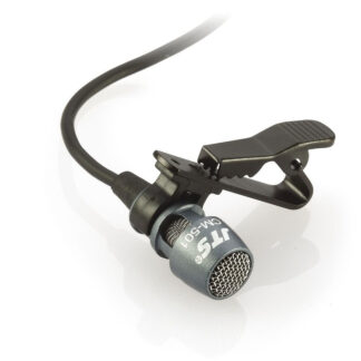 JTS CM-501 condenser clothing clip lavalier microphone