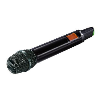 JTS JSS-20 true diversity wideband handheld wireless microphone